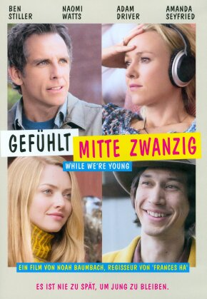 Gefühlt Mitte Zwanzig (2014)