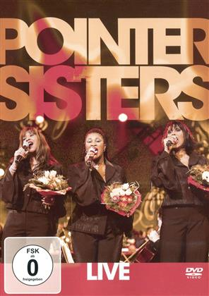 Pointer Sisters - Live