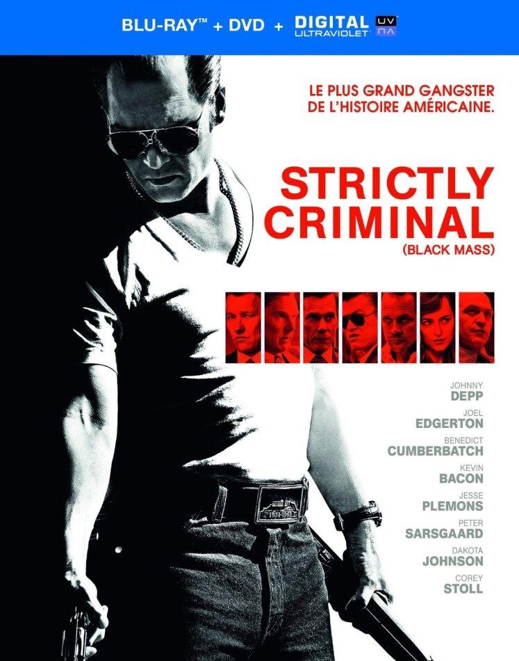 Strictly Criminal (2015) (Blu-ray + DVD)