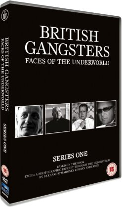 British Gangsters - Faces of the Underworld - Series 1 (2 DVDs)
