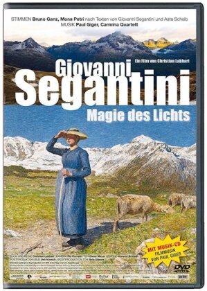 Giovanni Segantini - Magie des Lichts (2015) (DVD + CD)