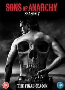 Sons of Anarchy - Season 7 (5 DVD)