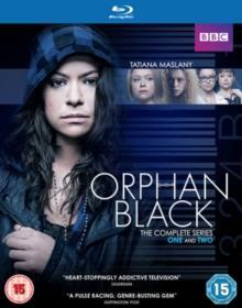 Orphan Black - Season 1 + 2 (BBC, 6 Blu-rays)