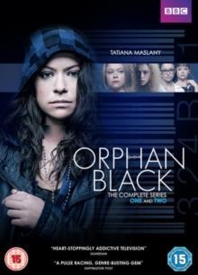 Orphan Black - Season 1 + 2 (BBC, 6 DVDs)
