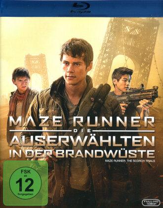 Maze Runner 2 - Die Auserwählten in der Brandwüste (2015) (Uncut)