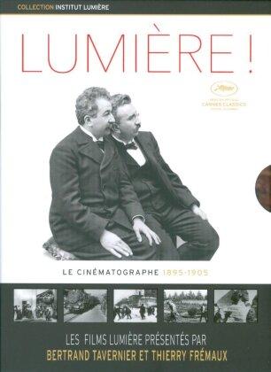 Lumière ! Le cinéma inventé (2015) (s/w, 2 DVDs)