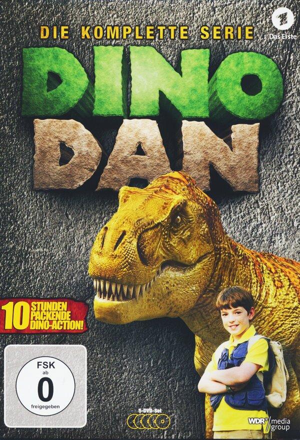 Dino Dan - Die komplette Serie (5 DVDs)