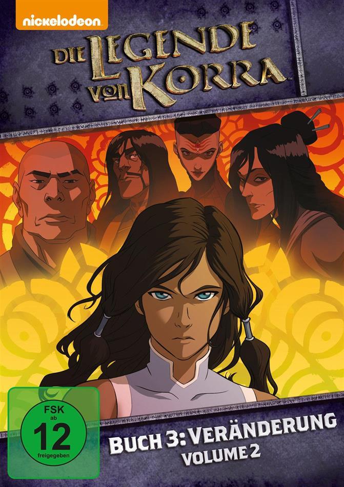 Die Legende von Korra - Buch 3: Veränderung - Vol. 2