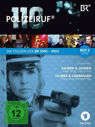 Polizeiruf 110 - Box 2: BR 2000-2003 (3 DVDs)