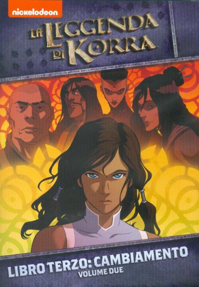La leggenda di Korra - Libro 3: Cambiamento - Vol. 2