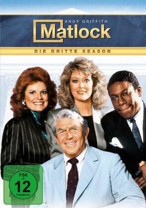 Matlock - Staffel 3 (5 DVDs)