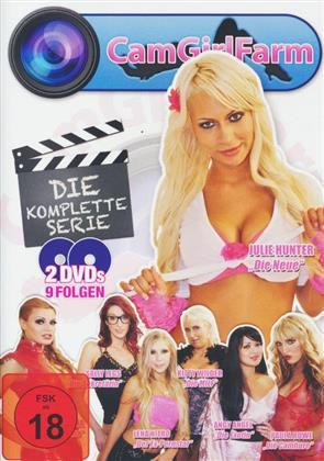 CamGirlFarm - Die komplette Serie (2 DVDs)
