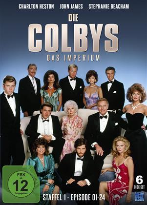 Die Colbys - Staffel 1 (6 DVDs)