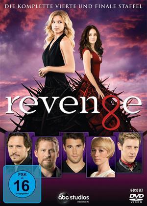 Revenge - Staffel 4 - Die finale Staffel (6 DVDs)