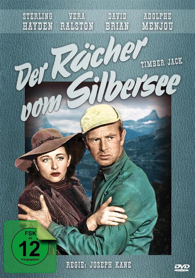 Der Rächer vom Silbersee (1955) (Filmjuwelen)