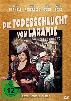 Die Todesschlucht von Laramie (1956)
