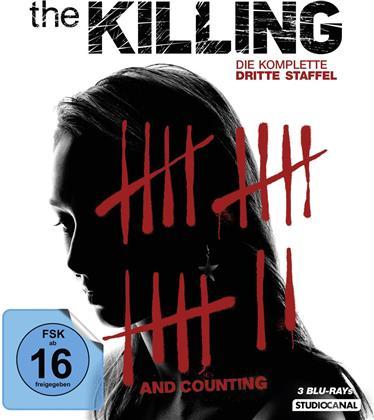 The Killing - Staffel 3 (2011) (3 Blu-rays)