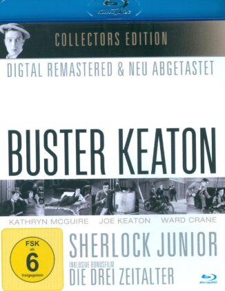 Buster Keaton - Sherlock Junior (b/w, Collector's Edition)