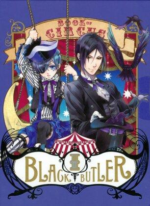 Black Butler: Book of Circus - Saison 3 - Box 1/2 (Digibook, Edizione Limitata, Blu-ray + DVD)