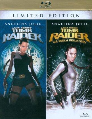 Lara Croft: Tomb Raider / Lara Croft: Tomb Raider - La culla della vita (Limited Edition, 2 Blu-rays)
