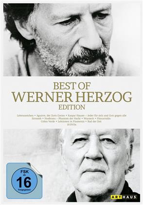 Best of Werner Herzog Edition (Arthaus, 10 DVDs)