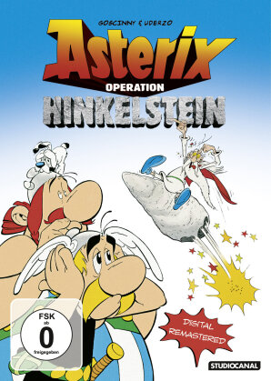 Asterix - Operation Hinkelstein (1989) (Remastered)