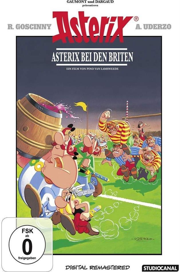 Asterix - Bei den Briten (1986) (Remastered)