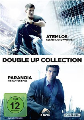 Atemlos - Gefährliche Wahrheit / Paranoia - Riskantes Spiel (Double Up Collection, 2 DVDs)