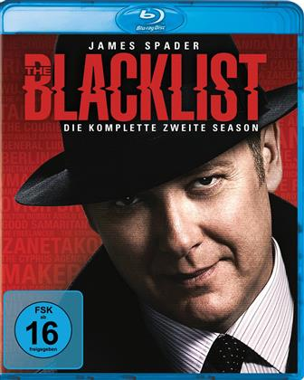 The Blacklist - Staffel 2 (6 Blu-rays)
