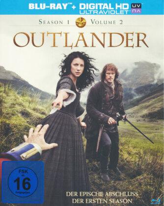 Outlander - Staffel 1.2 (3 Blu-rays)