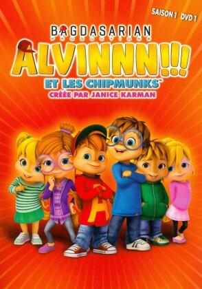 Alvinnn!!! et les Chipmunks - Saison 1 - DVD 1