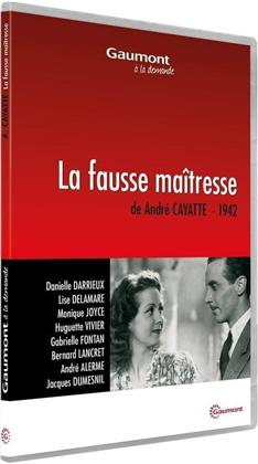 La fausse maîtresse (1942) (Collection Gaumont à la demande, n/b)