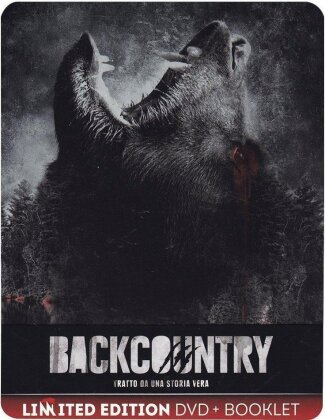Backcountry (2014) (Edizione Limitata, Steelbook)