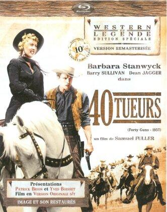 40 tueurs (1957) (Western de Legende, Restaurée, n/b, Edizione Speciale)