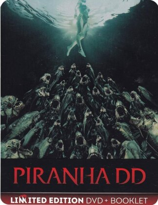 Piranha DD (2012) (Limited Edition, Steelbook)