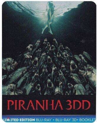 Piranha DD (2012) (Limited Edition, Steelbook)