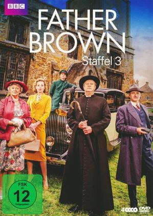 Father Brown - Staffel 3 (2013) (4 DVDs)