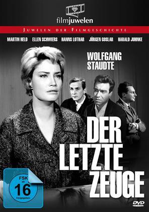 Der letzte Zeuge (1960) (Filmjuwelen, s/w)