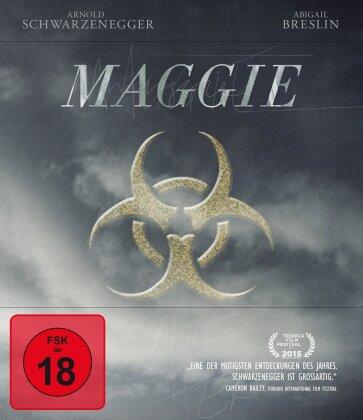 Maggie (2015) (Steelbook, Uncut)