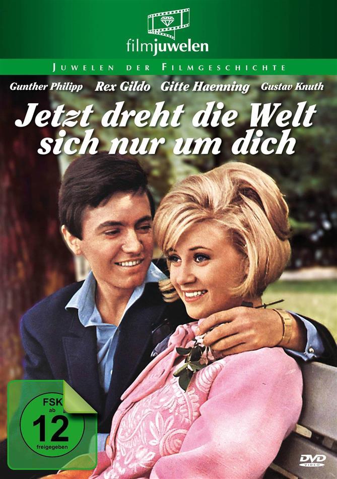 Jetzt dreht die Welt sich nur um dich (1964) (Filmjuwelen)