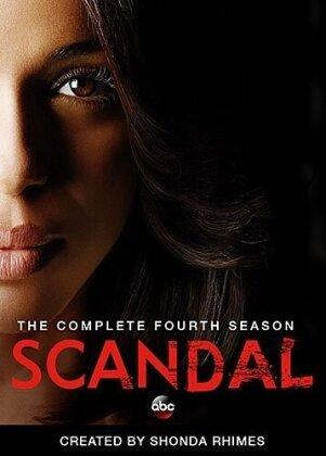 Scandal - Season 4 (5 DVDs)