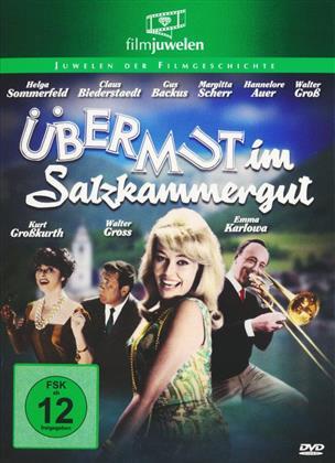 Übermut im Salzkammergut (1963) (Filmjuwelen)