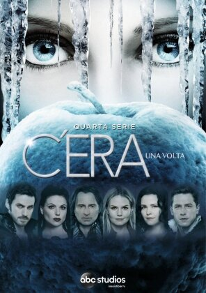 C'era una volta - Once upon a time - Stagione 4 (6 DVDs)