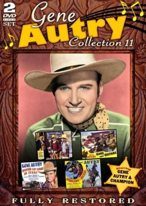 Gene Autry Movie Collection 11 (2 DVD)