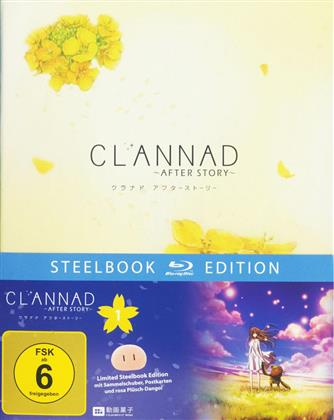 Clannad After Story (+ Sammelschuber) - Vol. 1 (Limited Edition, Steelbook)