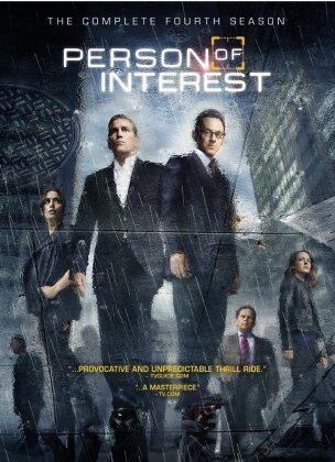 Person Of Interest - Season 4 (6 DVDs)