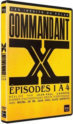 Commandant X (s/w, 2 DVDs)