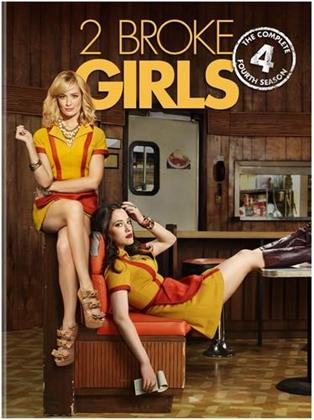 2 Broke Girls - Season 4 (3 DVDs)