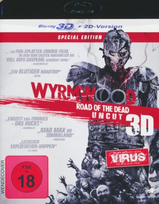 Wyrmwood - Road of the Dead (2014) (Edizione Speciale, Uncut)