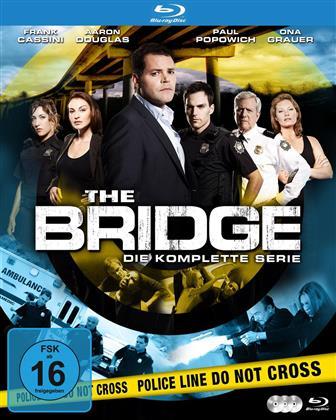 The Bridge - Die komplette Serie (2010) (3 Blu-rays)